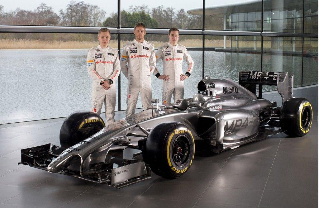 Mclaren Reveals Its 2014 Formula One Car Video Carhoots Mclaren Mercedes Mclaren Formula 1 Formula 1 Car