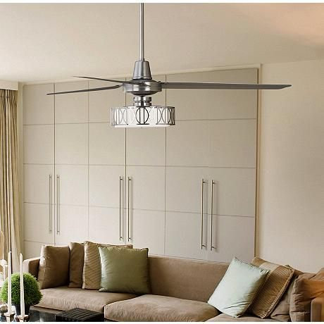 60 casa vieja turbina art deco brushed steel ceiling fan ceiling 60 casa vieja turbina art deco brushed steel ceiling fan r4144 u0503 lamps plus aloadofball Gallery