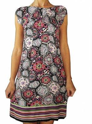 Dorothy Perkins Cudna Sukienka Wzorki 36 Short Sleeve Dresses Casual Dress Dresses With Sleeves