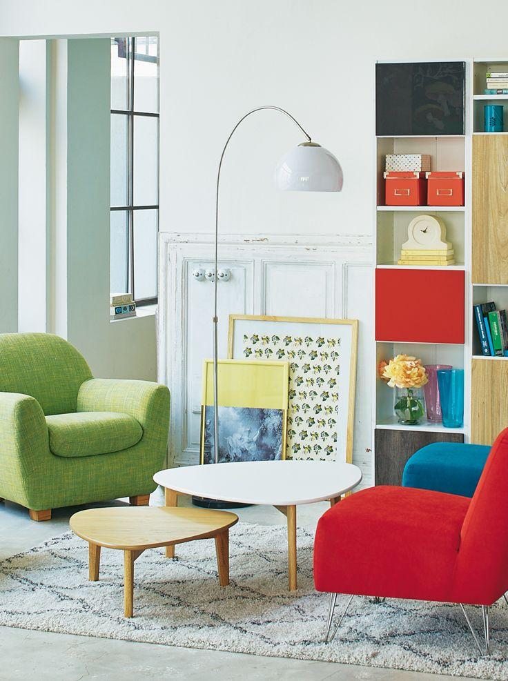 Les meubles scandinaves siwa selection décoration intérieur