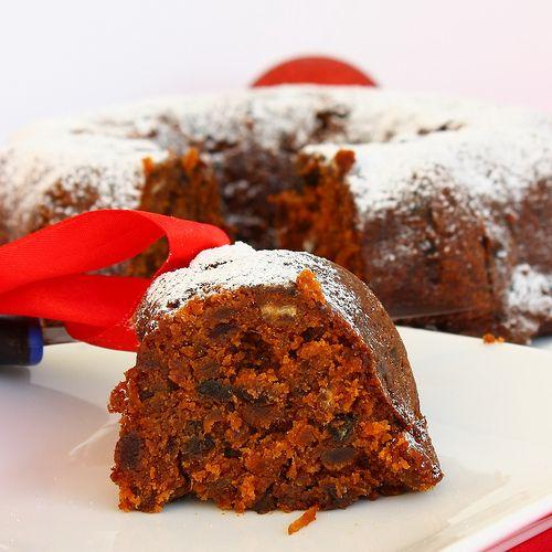 Christmas Fruit Cake / Kerala Plum Cake Recipe | Christmas