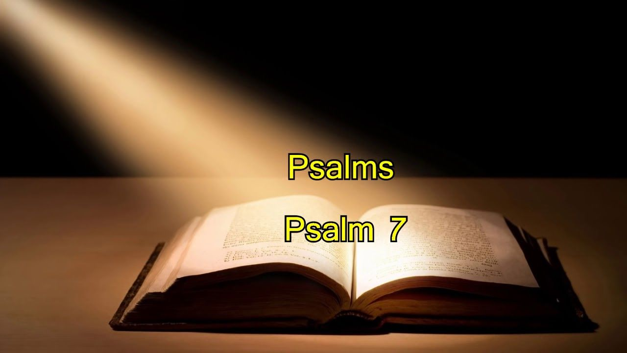 The Book of Psalms (KJV) read by Alexander Scourby - YouTube