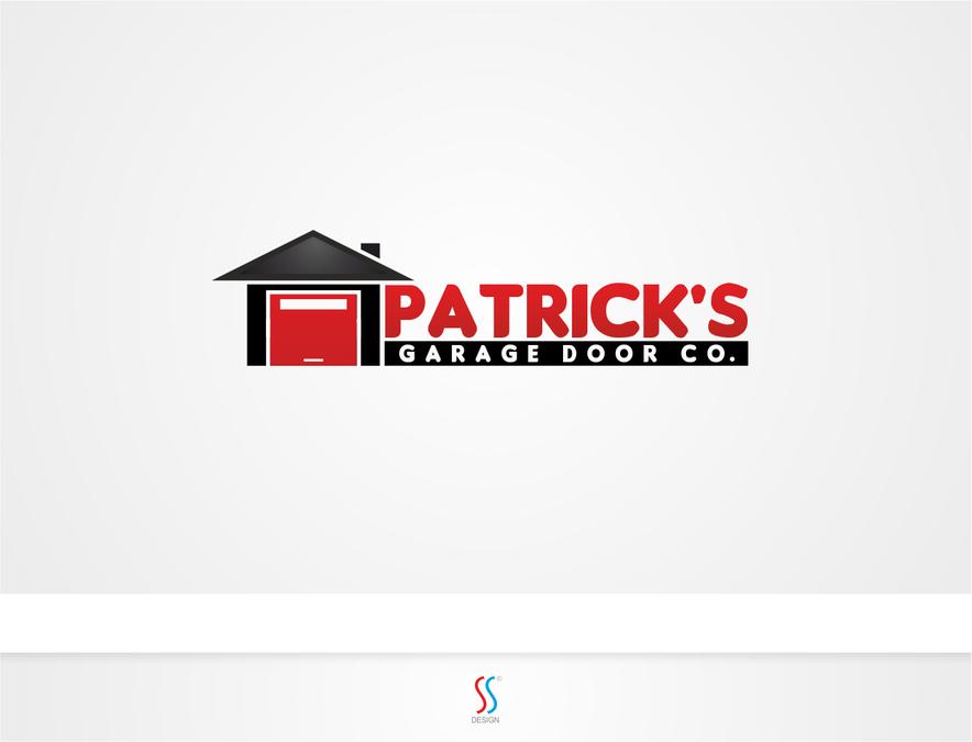 Patrick S Garage Door Company Needs A New Logo By Creangle Garage Door Company Garage Door Repair Garage Repair