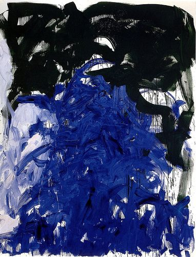Joan Mitchell - Then, Last Time No. 4, 1985   Flickr - Photo Sharing!