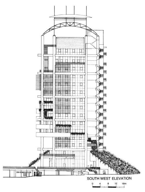 mesiniaga tower