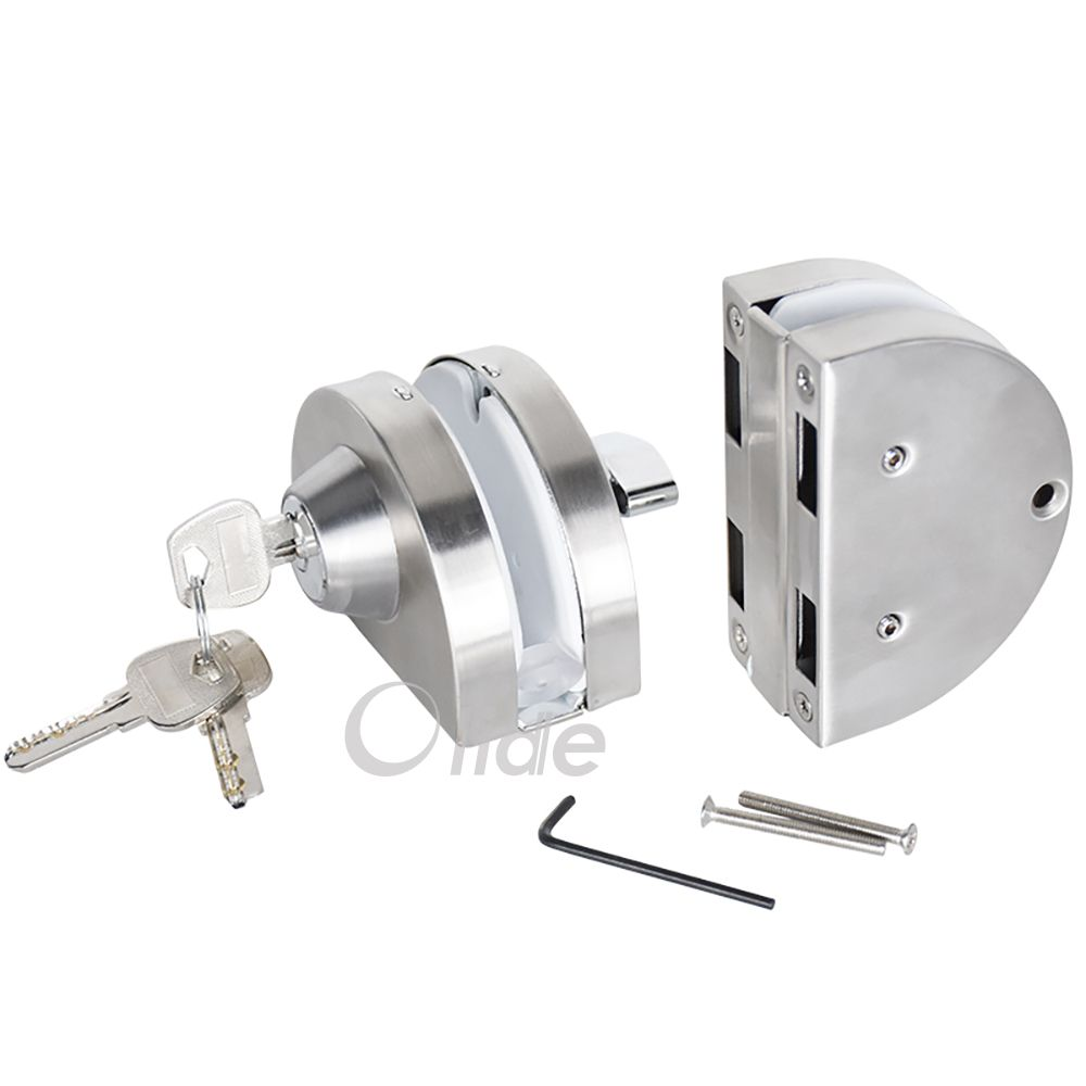 Stainless Steel Frameless Glass Door Lock 1 Frameless Glass Doors Glass Door Lock Glass Door