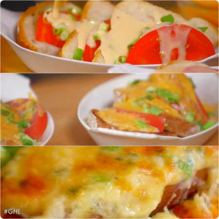 Welsh Rarebit as seen on George Hirsch Lifestyle — George Hirsch - Chef and Lifestyle TV Host - chefgeorgehirsch.com—official website