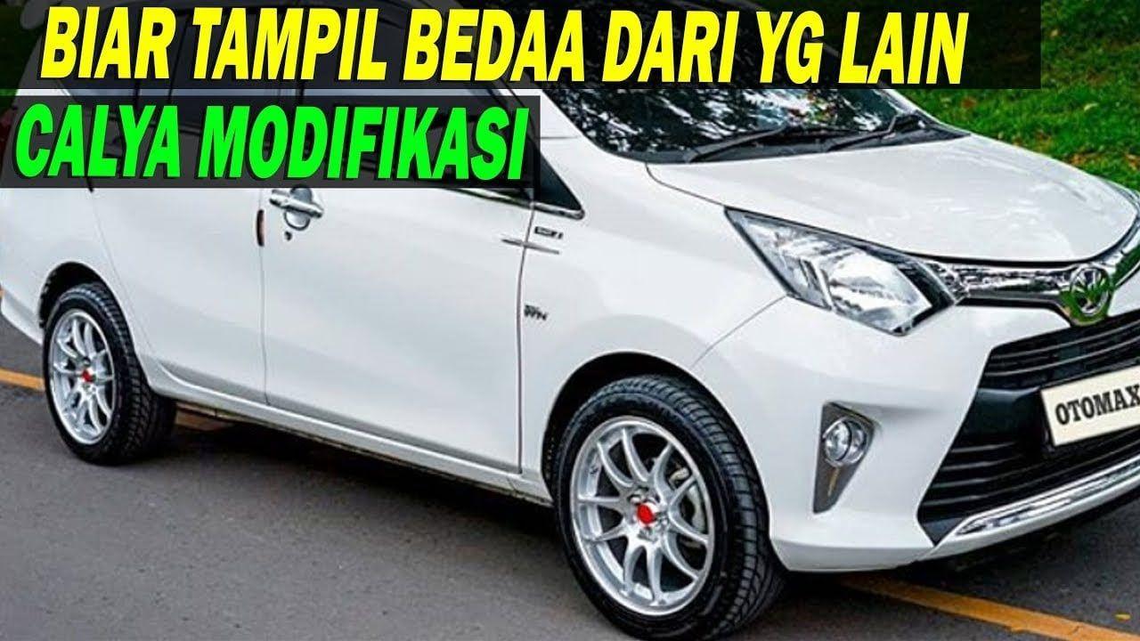 Modifikasi Mobil Calya 50 Modifikasi Mobil Mobil Mobil Konsep