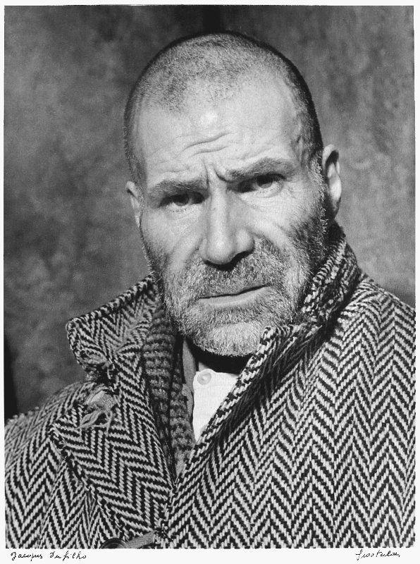 Jacques Dufilho (1914-2005) - Photo Hubert Grooteclaes