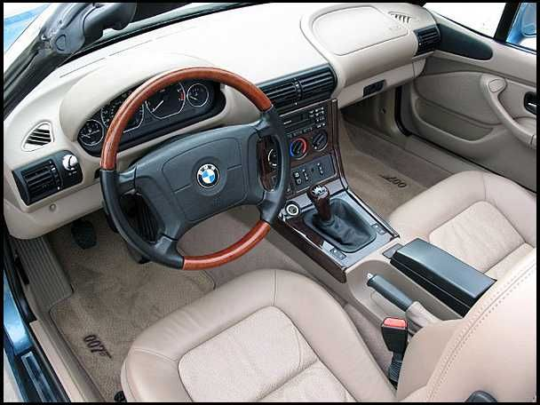1996 Bmw Z3 James Bond Edition Presented As Lot T96 At