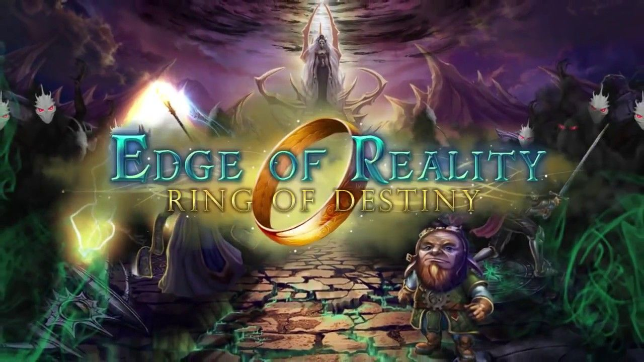 Edge of Reality Ring of Destiny Hidden Object Game