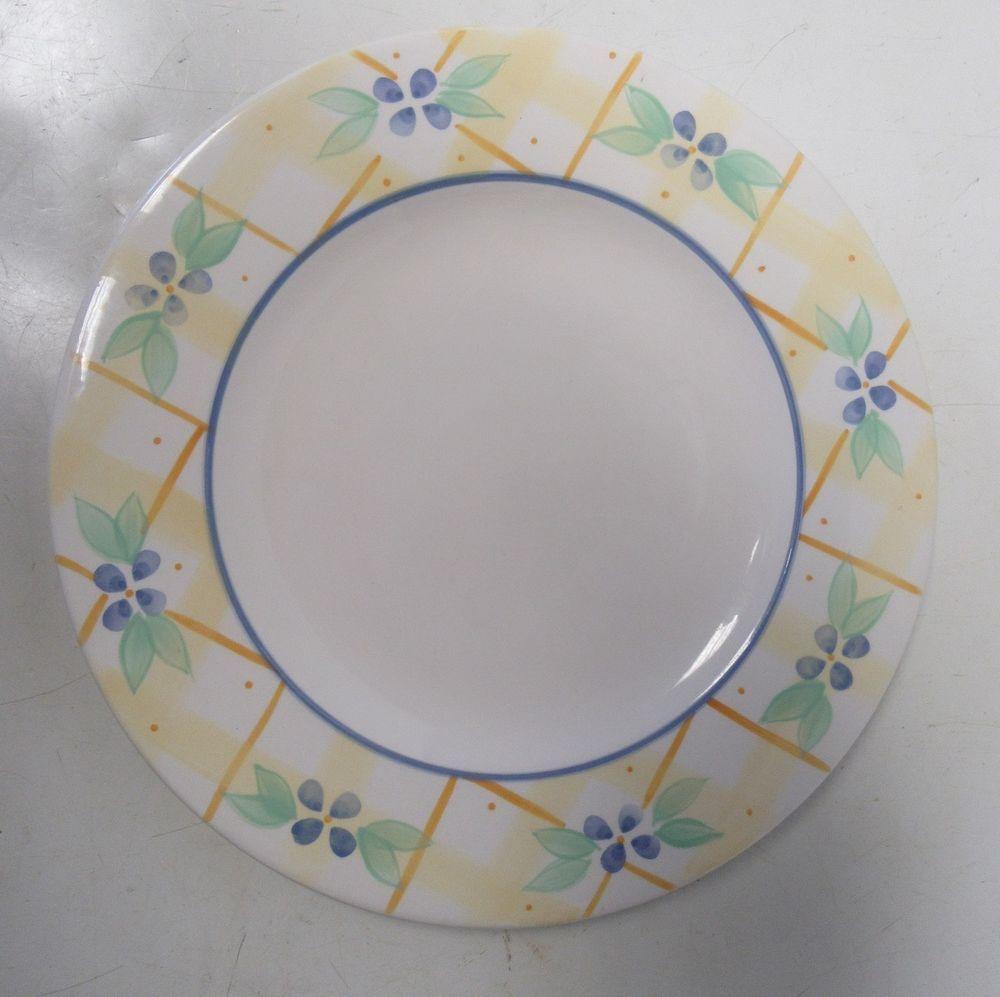 Pfaltzgraff Floral Breeze Dinner Plate 10 3/4\  #Pfaltzgraff & Pfaltzgraff Floral Breeze Dinner Plate 10 3/4\