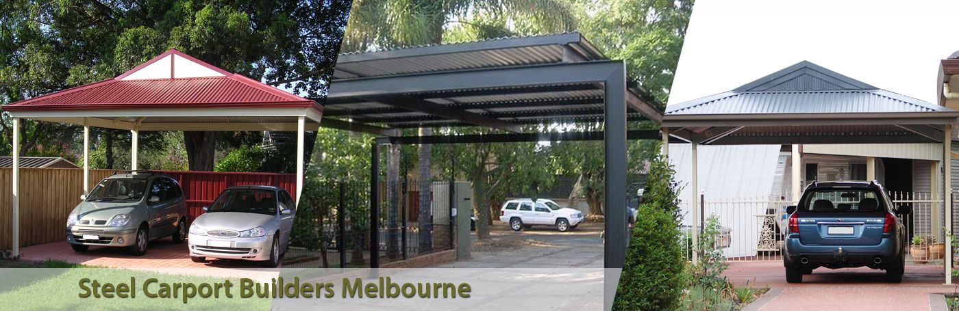 Steel Carport Builders in Melbourne | Carports Melbourne | Pinterest ...