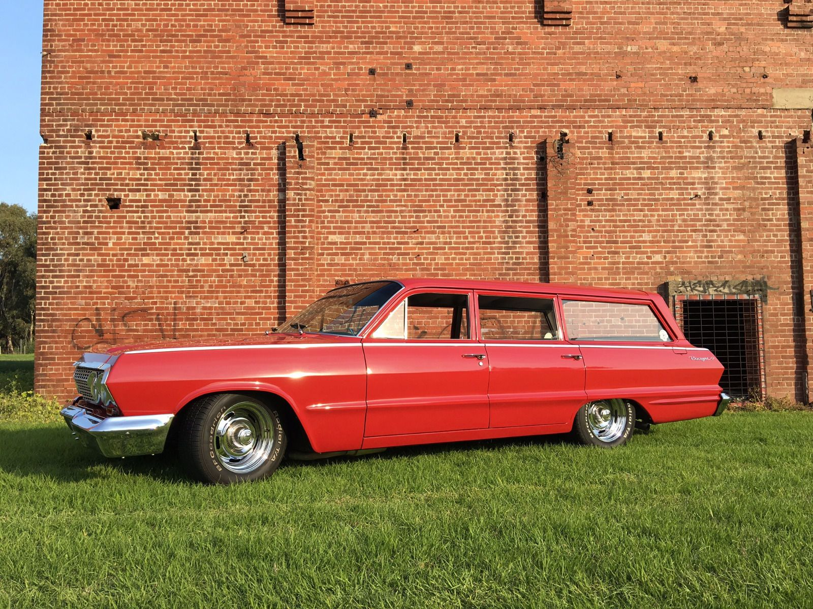 1963 Chevrolet S Wagon Recent Lhd Import Into Australia There