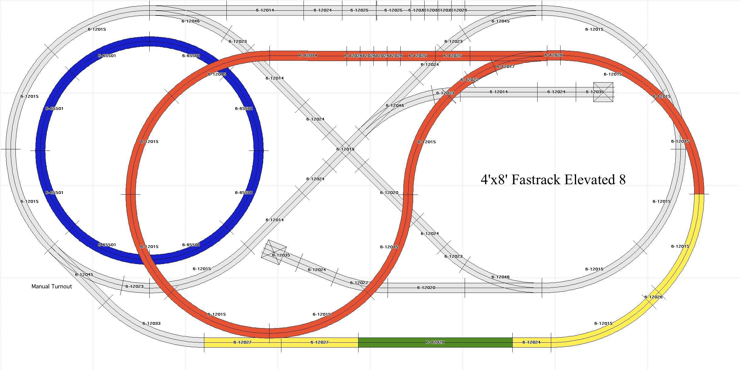 medium resolution of lionel fastrack layouts untitled document www henrykautz org
