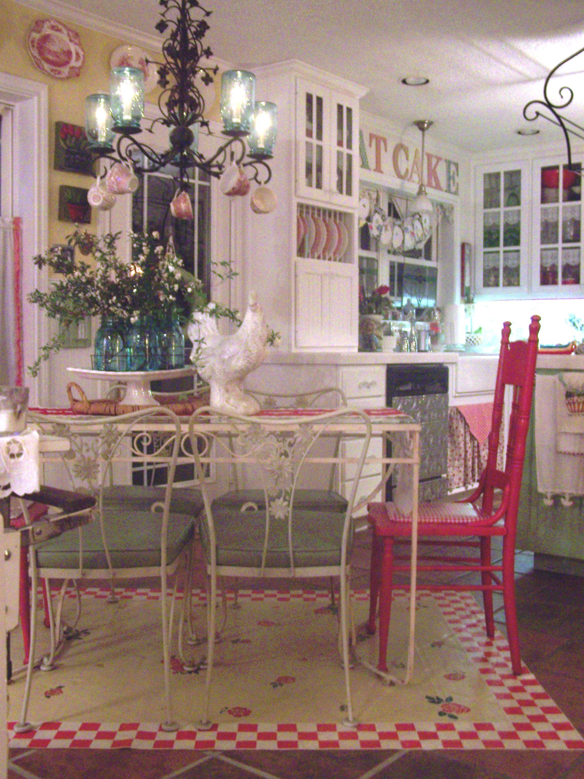 Cherry Hill Cottage | Decor | Pinterest | Küche, weiße Küchen und ...