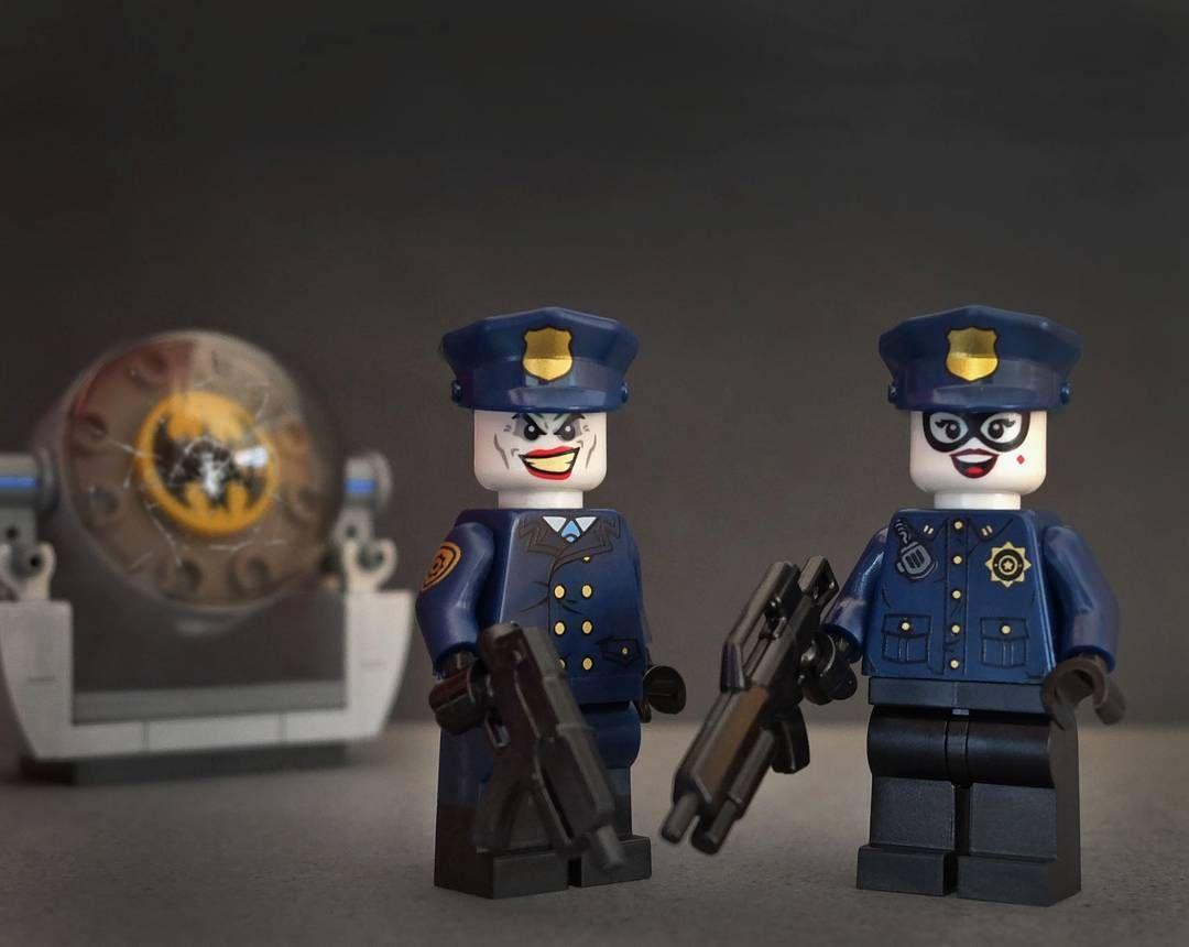 "(@benny_ogel) på Instagram: ""Now is Gotham City safe. #lego #legominifigures #minifigures #legominifigs #minifigs #legostagram…"""