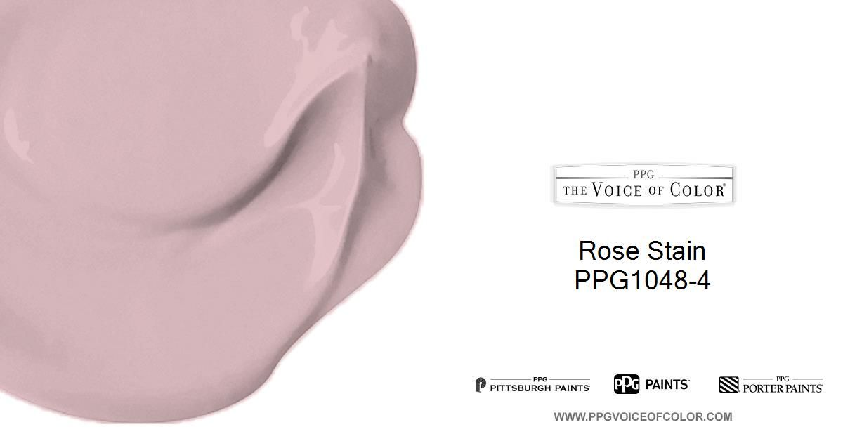 rose stain ppg1048 4 paint colors paint colors for on paint colors for professional office id=63841