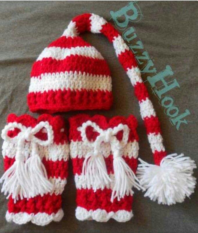 Pin von Yolanda Pulles auf Crochet Christmas #2 | Pinterest | Häkeln