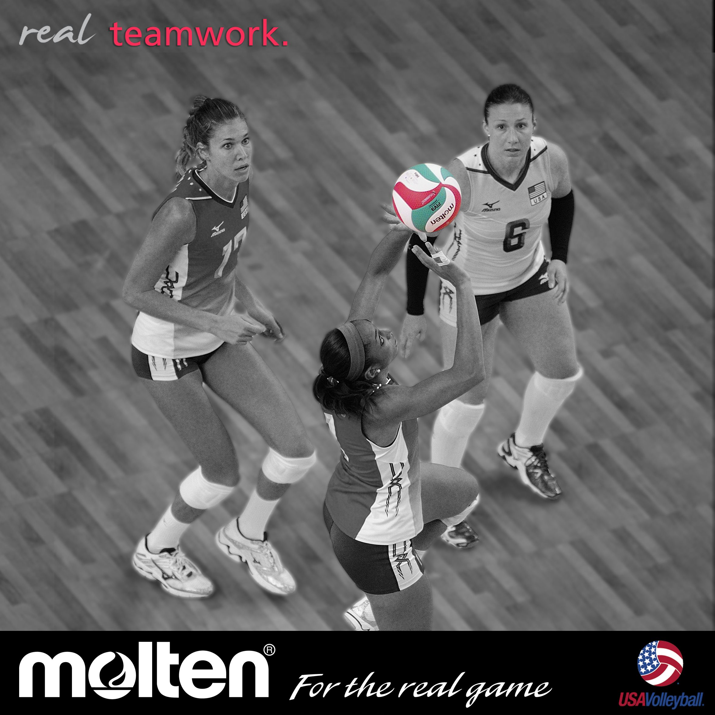 Unity Is Strength When There Is Teamwork And Collaboration Wonderful Things Can Be Ach Volleyball Motivation Teamwork And Collaboration Volleyball Players