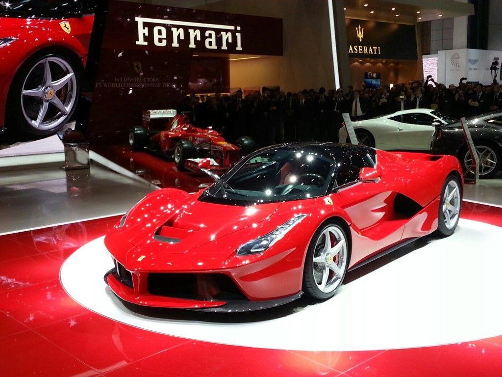 Report U2013 Ferrari Plans Two Derivatives On The LaFerrari For 2015