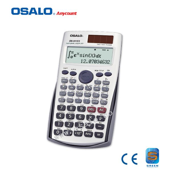 Find More Calculators Information about 991ES Plus Scientific - financial calculator