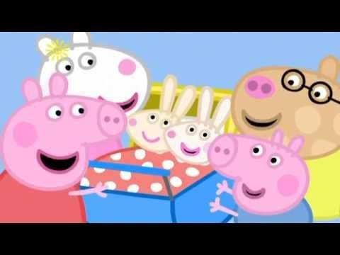 Peppa Pig Mummy Pig's Birthday - YouTube
