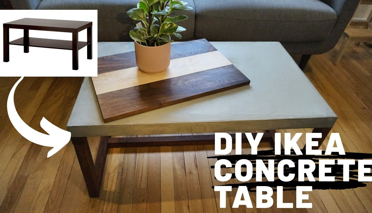 Ikea Lack Coffee Table Hack Ikea Lack Coffee Table Ikea Lack Table Ikea Coffee Table [ 2448 x 3264 Pixel ]