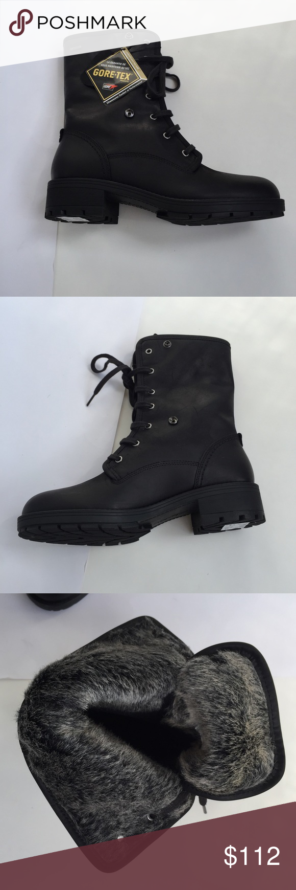 280d46c7 Goretex Clarks women boots Tread on the snowy terrain with ease in ...