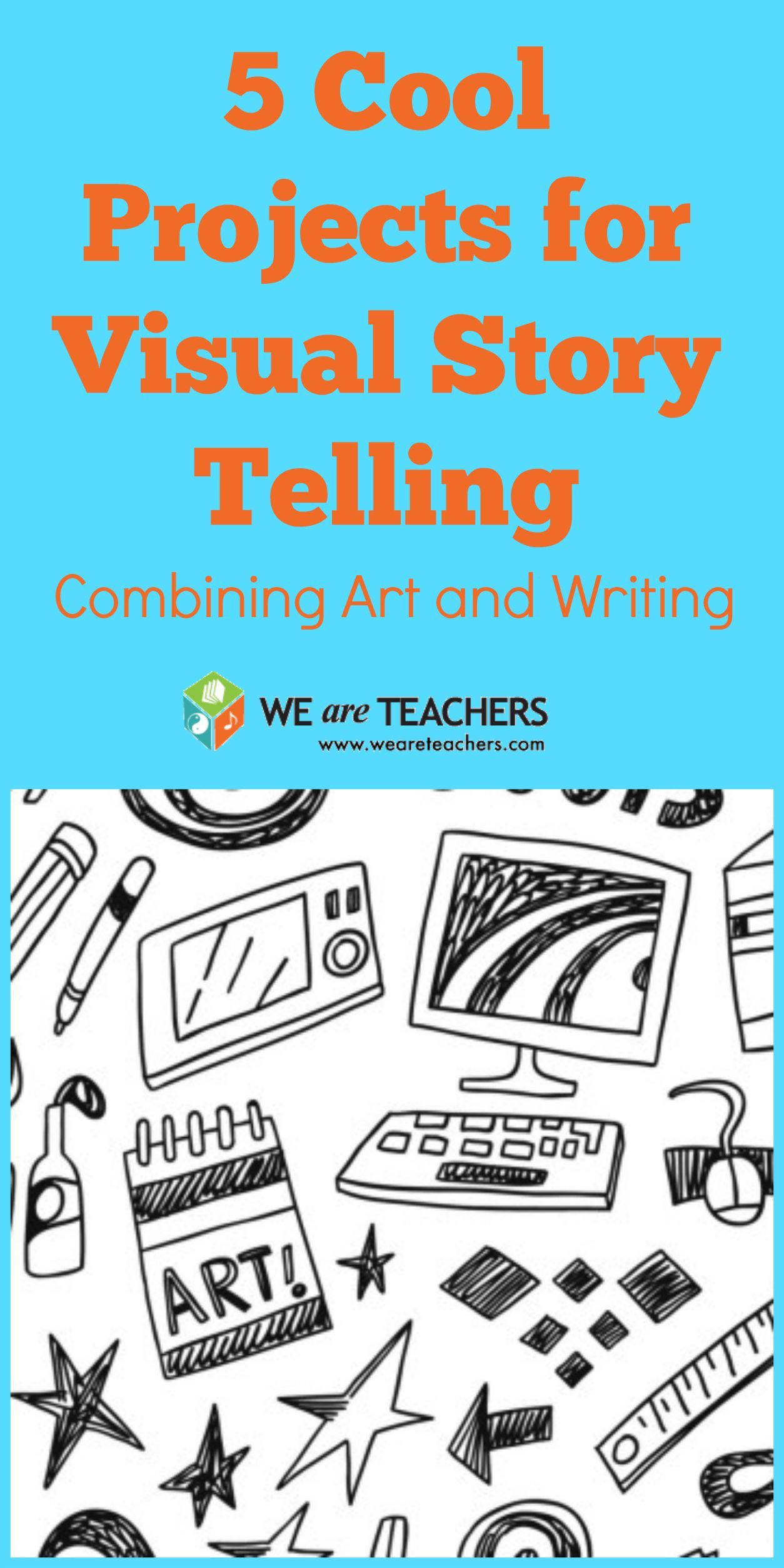 5 Ways Gifted Students Learn Differently >> 5 Visual Storytelling Projects That Teach Art And Writing