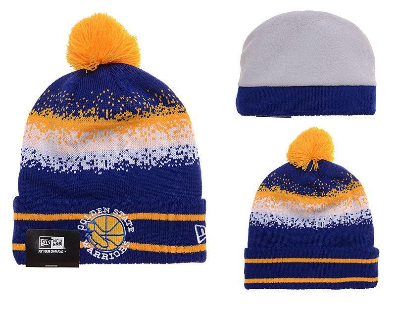 Mens   Womens Los Angeles Lakers New Era 2016 Winter Warm NBA Team Colors  Spec Blend Knit Beanie Hat With Pom - Purple   Gold 3f631bdcfd