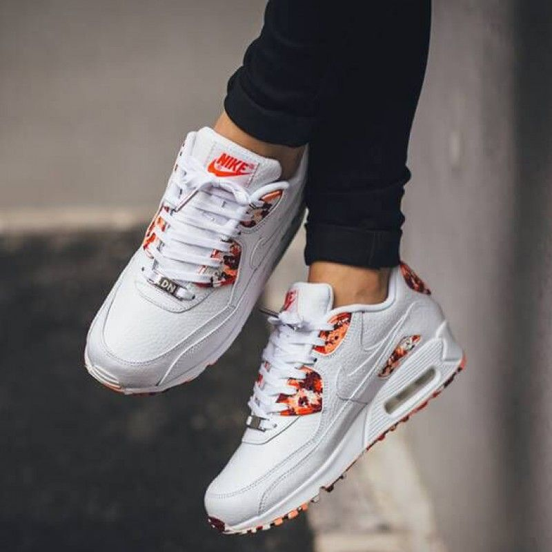 nike air max leather femme