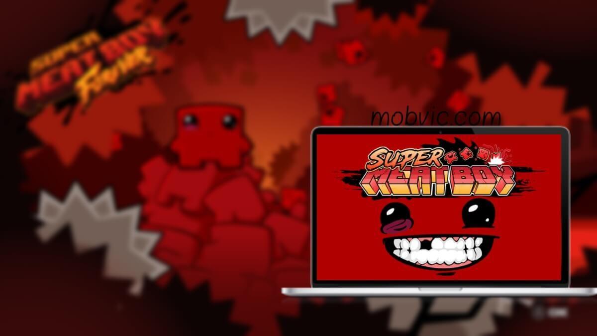 تحميل لعبة Super Meat Boy Forever للكمبيوتر مجانا من ميديا فاير 2021 Enamel Pins Games