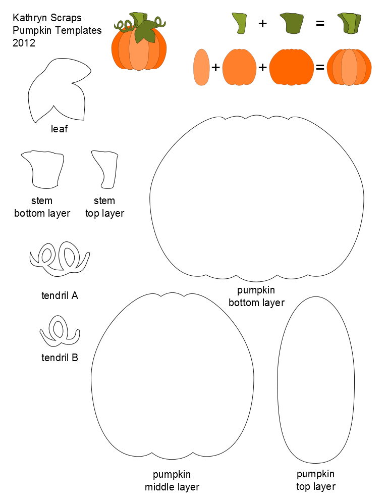 graphic relating to Pumpkin Cut Out Printable known as Impression end result for felt pumpkin applique information behavior