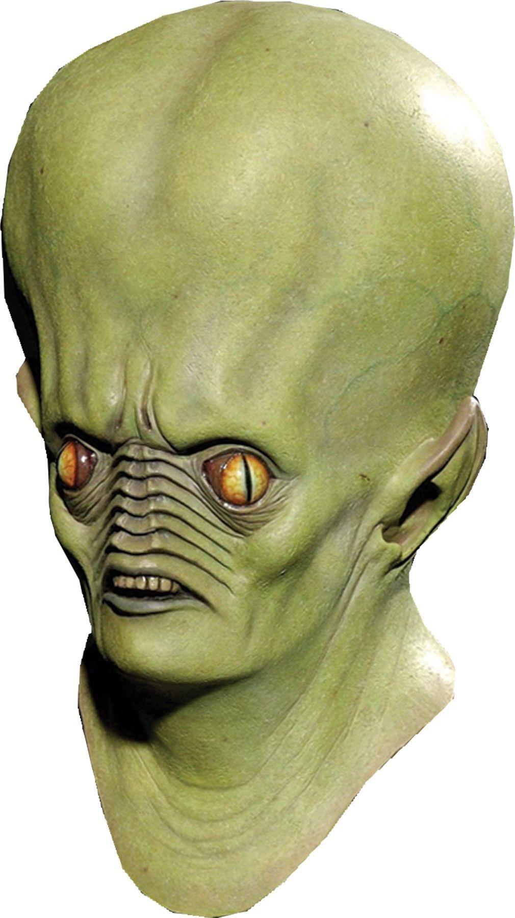 Andromeda Resurrection Alien Adult Mask   Alien Costumes ...