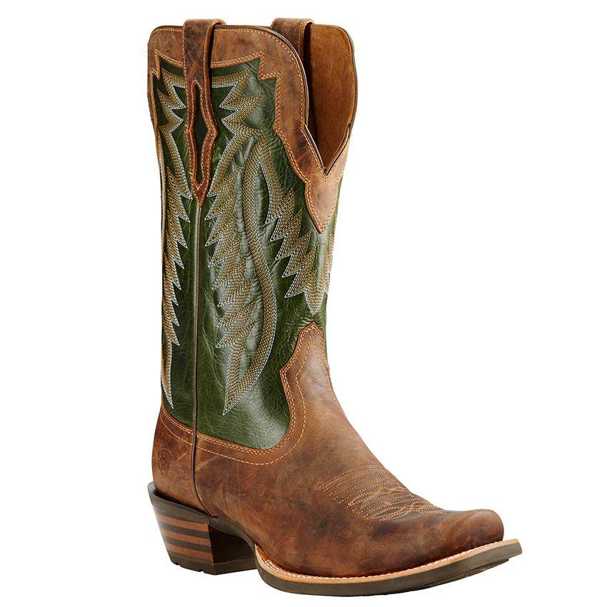 8e94eb54147 Ariat Men's Futurity Western Boots Cowboy Boot Brands