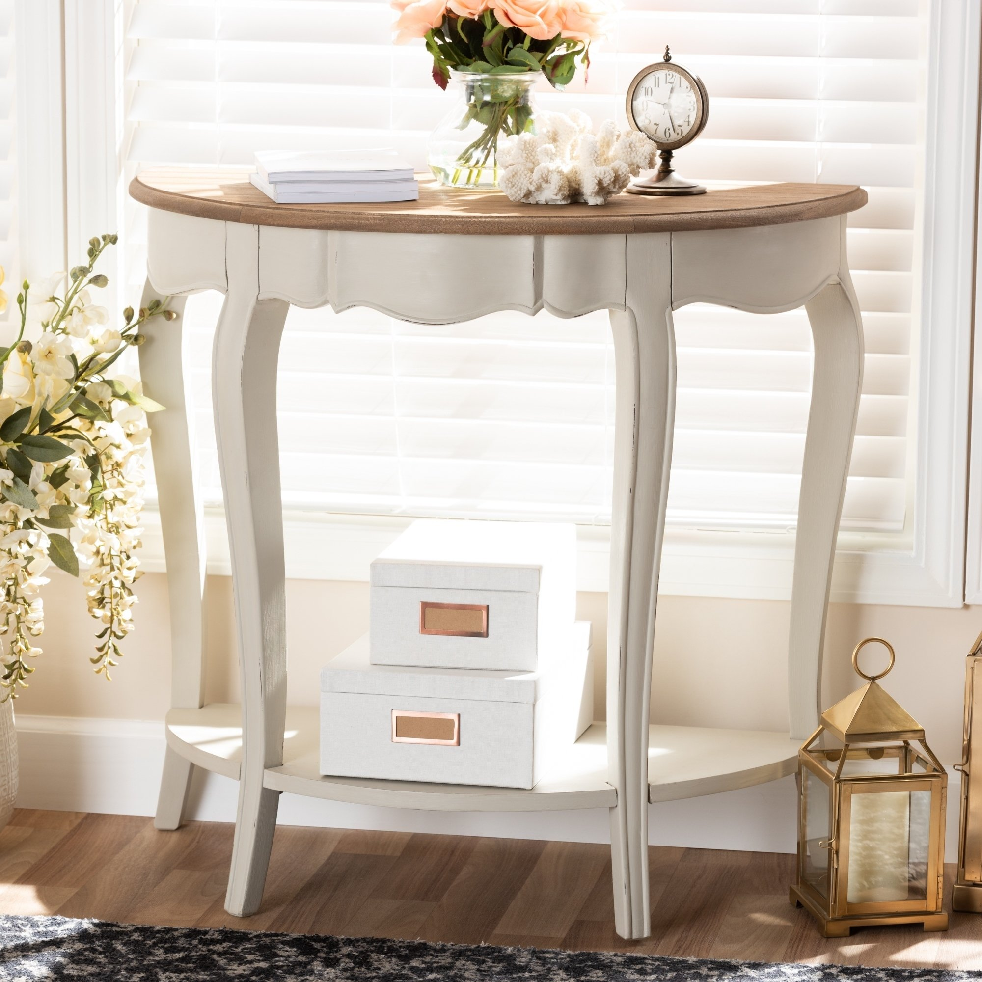 39+ Country cottage console table inspiration