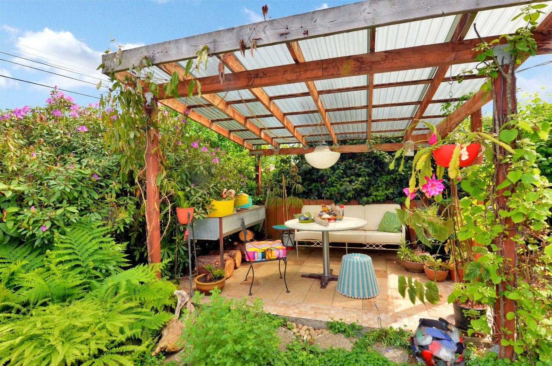 Sold Mckinley Garden Retreat Michael Duggan Tacoma Homes Backyard Covered Patio Design Patio Shade Diy