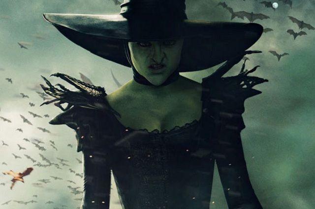 Ingresar Disfraces De Terror Bruja Malvada Mago De Oz