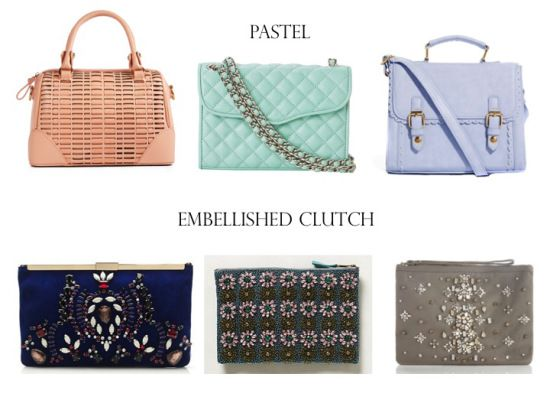 Trending Tuesday: Find Your Perfect Bag for Spring #springstyle #springtrends #ss14 #springhandbag #springbag
