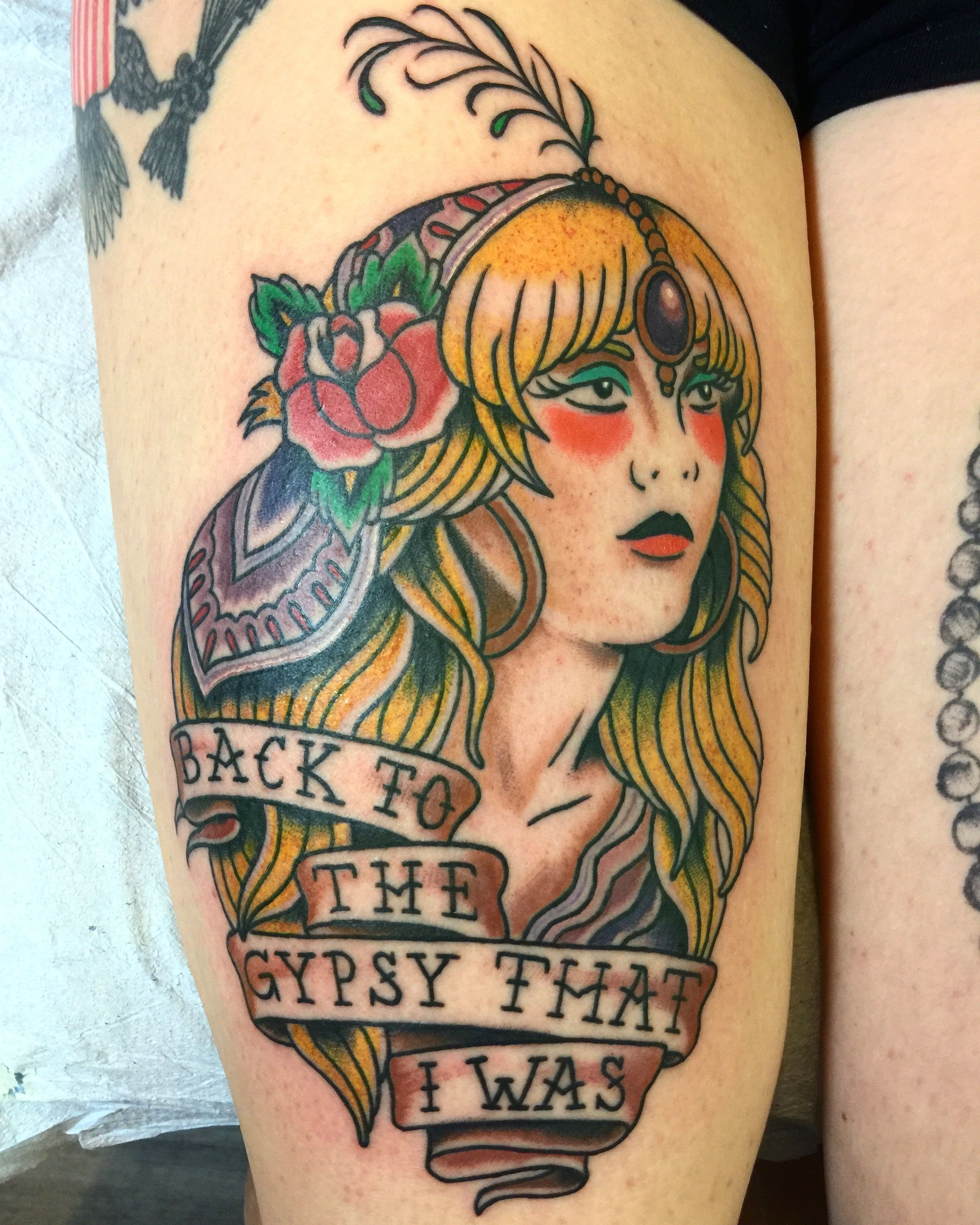 Pin on Fleetwood Mac Tats