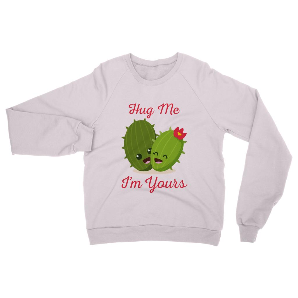 c54595652 Cactus Hug Me I'm Yours Heavy Blend Crew Neck Sweatshirt in 2018 ...
