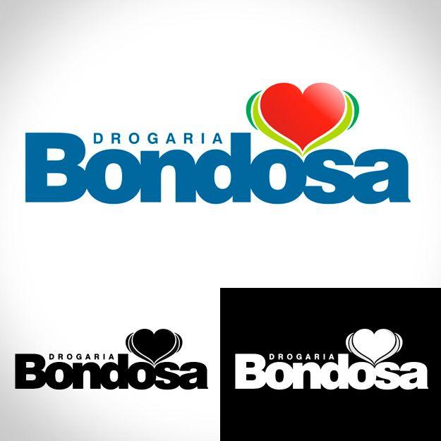 Marca Drogaria Bondoso - Currais Novos/RN