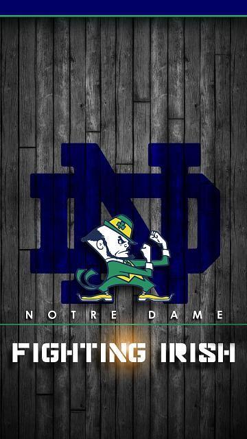 Notre Dame Wallpaper Iphone Notre Dame Wallpaper Notre Dame Fighting Irish Football Notre Dame Irish