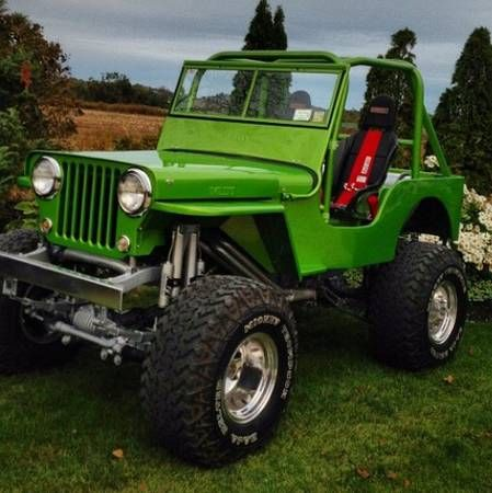 Your Source For Jeep And Willys Deals Mods And More Willys Jeep