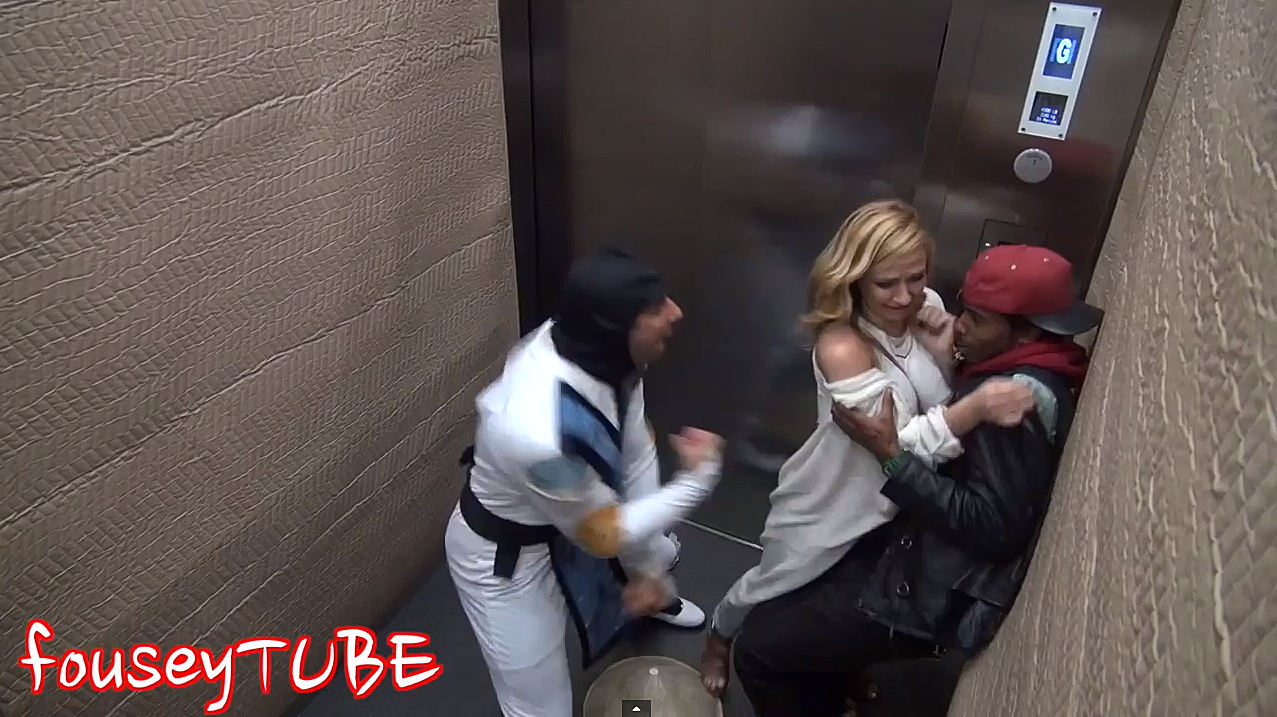 This week, FouseyTube recreates his hilarious elevator prank, Shawn Mendes gets a surprise guest that almost makes him cry, and Dan and Phil are the two friends we wished we had.