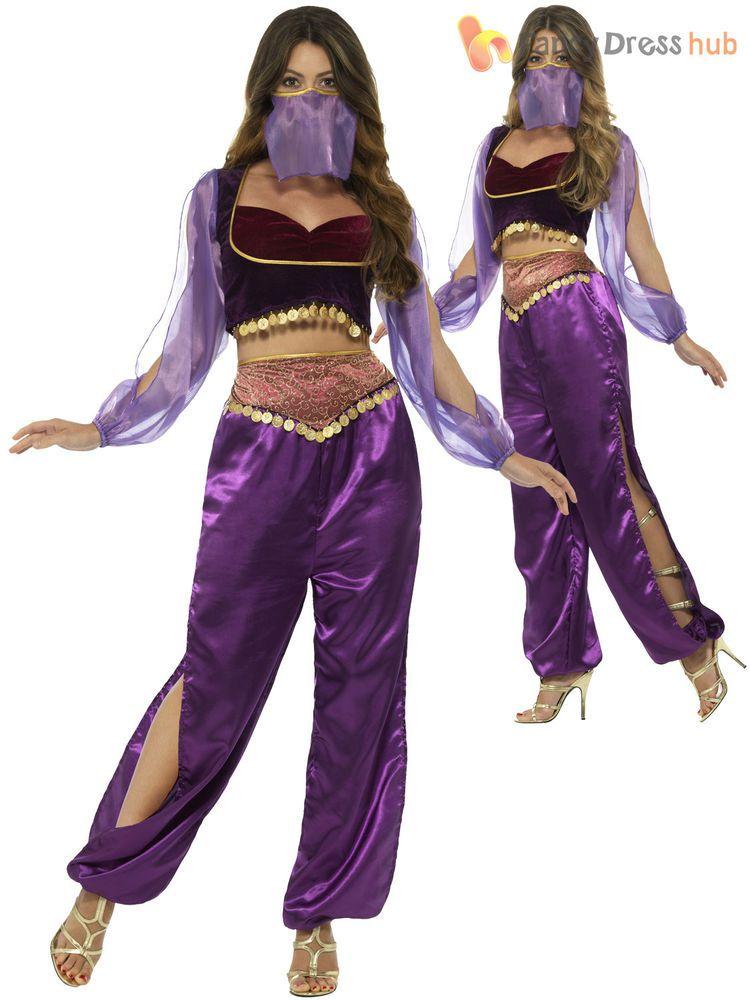 New Plus Size Belly Dance Costumes Top Pants Trousers Belt Women Suit Set 2019