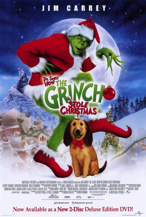 How the Grinch Stole Christmas Holiday Pinterest Grinch stole