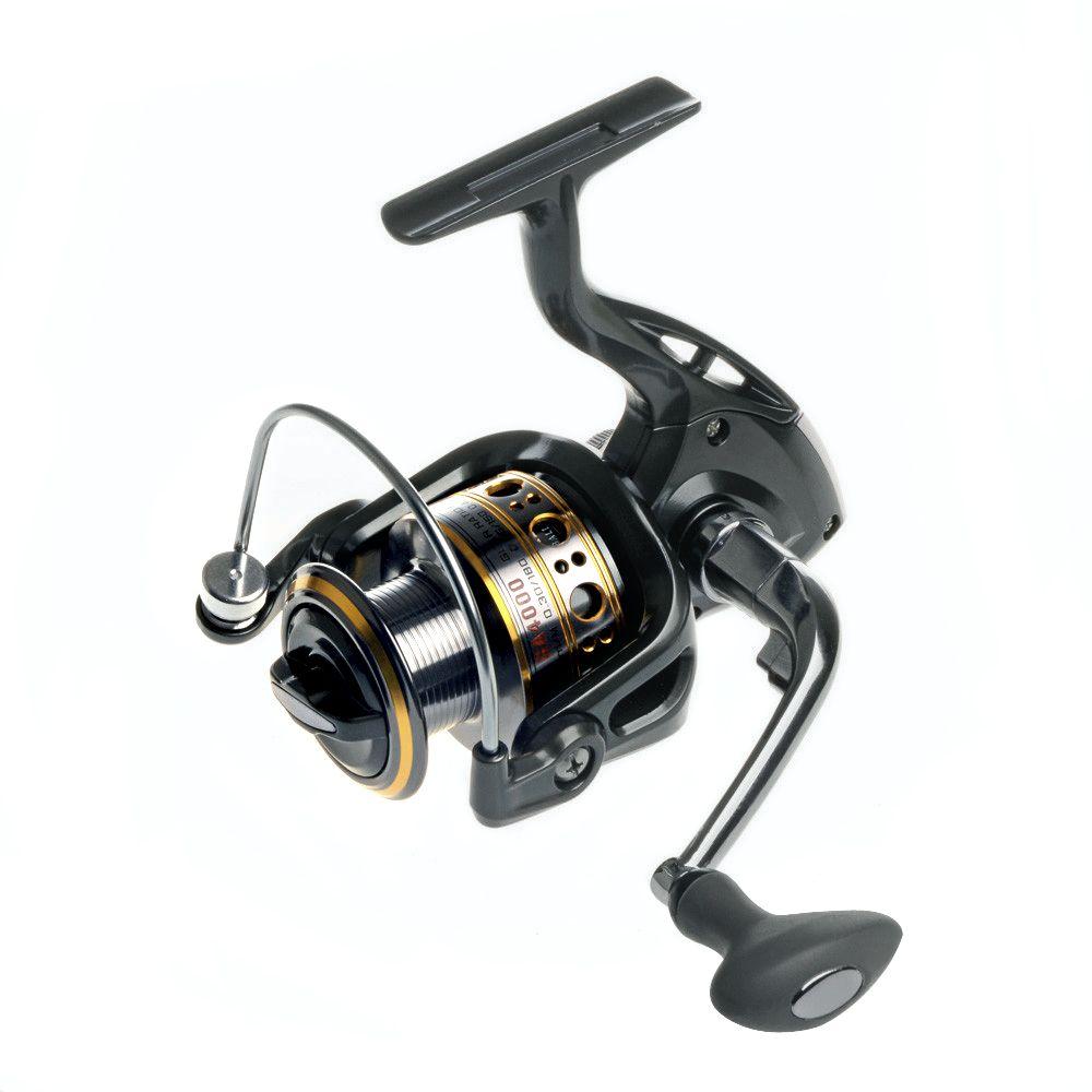 12+1BB Ball Bearing Fishing Spinning Reels Fresh Tackle 5.5:1 Carbon Brake