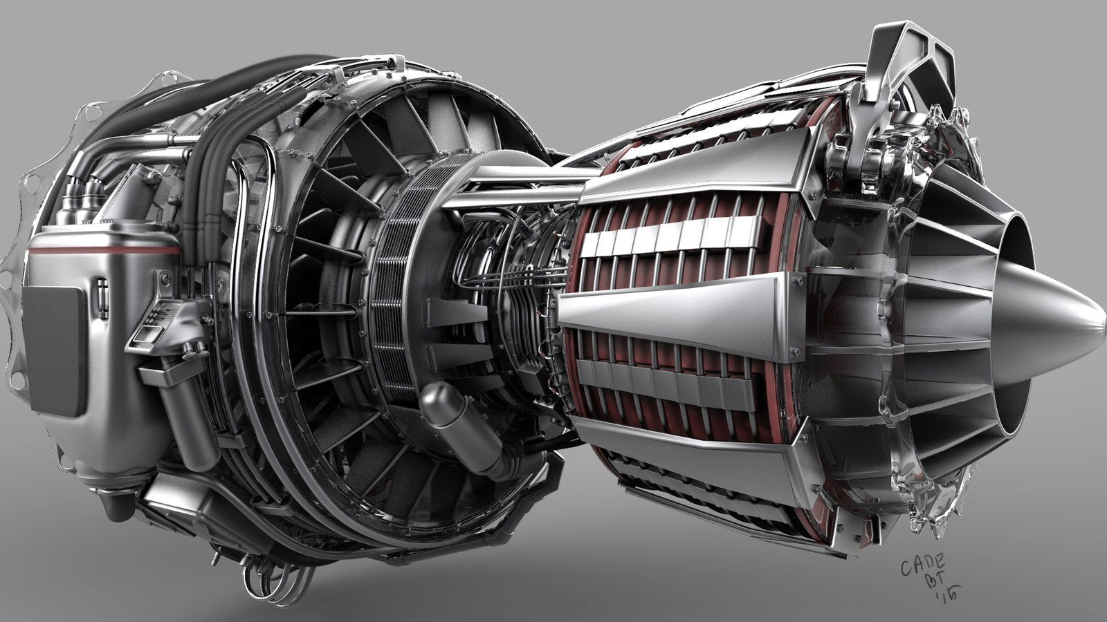 Turbo Fan Jet Engine Cade Jacobs Jet Engine Engineering Aircraft Design